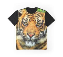Portrait of a tiger Graphic T-Shirt