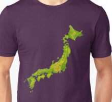 Physically Japanese Unisex T-Shirt
