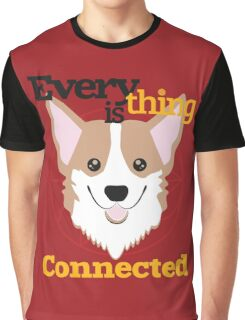 Everything is Connected Graphic T-Shirt