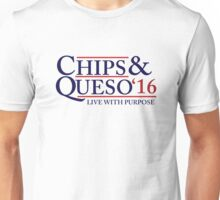 Chips and Queso '16 Unisex T-Shirt