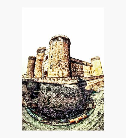 The Moat Photographic Print