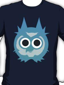Night Owl Vector Art T-Shirt