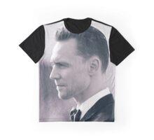 Hiddleston Graphic T-Shirt