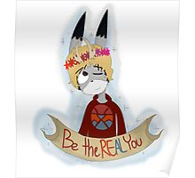 Jackalope: The Real You Poster
