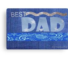 For Dad  Canvas Print