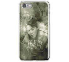 BTS - Wings / Park Jimin iPhone Case/Skin