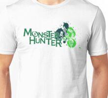 Monster Hunter Tri Crest Green Unisex T-Shirt