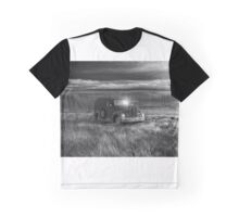 Mr. Lonely - BW Graphic T-Shirt