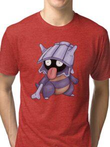 Cubone/Shelder Tri-blend T-Shirt