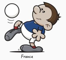 2014 World Cup - France Kids Tee