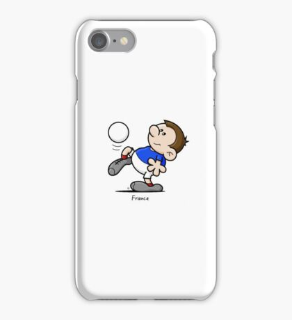 2014 World Cup - France iPhone Case/Skin