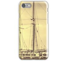 The Romance of The Sailing Ships iPhone Case/Skin