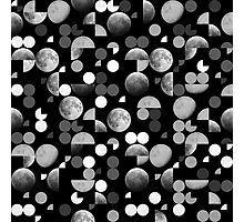Moons Photographic Print