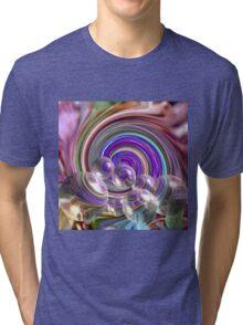 """""""Bubble Fun"""" Tri-blend T-Shirt"""