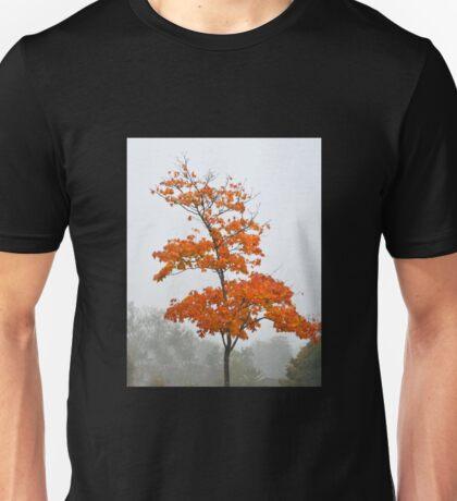 Golden Tree At Axminster, Devon UK Unisex T-Shirt