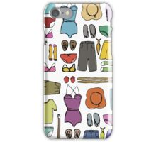Garments and garments and garments... iPhone Case/Skin