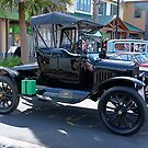 Model T Ford......Kowhai Festival.......! by Roy  Massicks