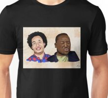 Eric and Hannibal best buds Unisex T-Shirt