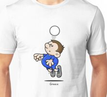 2014 World Cup - Greece Unisex T-Shirt