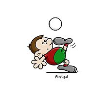 2014 World Cup - Portugal Photographic Print