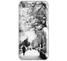 DC Noir - An Urban Street Scene iPhone Case/Skin