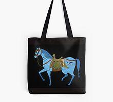 Mughal Horse Tote Bag by Shulie1