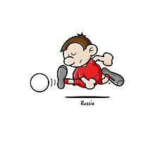 2014 World Cup - Russia Photographic Print