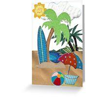 Enjoy your Summer Greeting Card