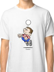 2014 World Cup - Croatia Classic T-Shirt