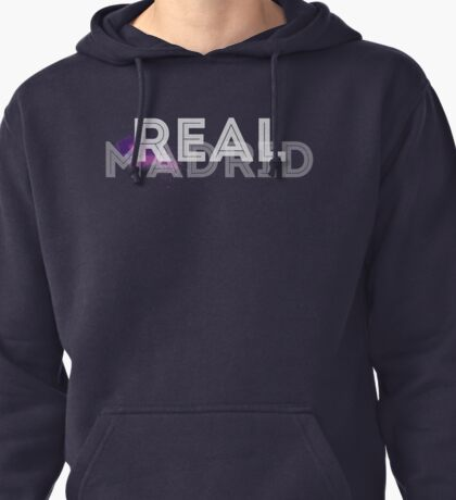 Real Madrid Football - Soccer Design Pullover Hoodie