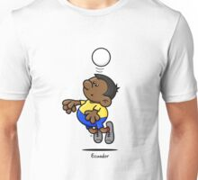 2014 World Cup - Ecuador Unisex T-Shirt