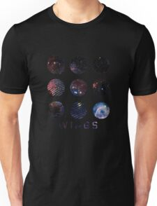 BTS- Wings Galaxy Unisex T-Shirt