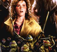 Teenage Mutant Ninja Turtles - 1990 Sticker