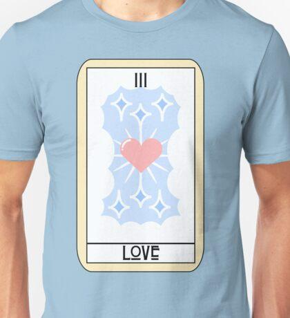 Love (Tarot Card III) Unisex T-Shirt
