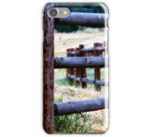 Boundaries...Ketchum, Idaho iPhone Case/Skin