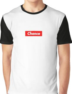 Chance The Rapper Supreme Graphic T-Shirt