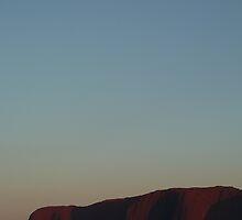 Ayers Rock - Uluru by Ommik