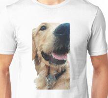 Lilly the Retriever Unisex T-Shirt