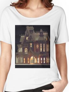 Haunted House Women's Relaxed Fit T-Shirt