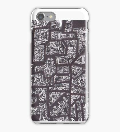 Deep wires iPhone Case/Skin
