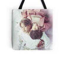 BTS- Suga & Jimin Tote Bag
