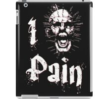 I Am Pain. iPad Case/Skin