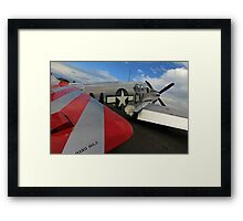 Take Me Out! Framed Print