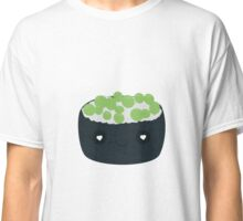 Sushi with green caviar Classic T-Shirt