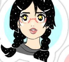 Princess Jellyfish / Kuragehime - The Sisterhood Sticker