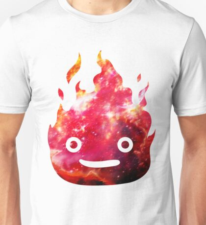 CALCIFER - Howl's Moving Castle Fire Unisex T-Shirt