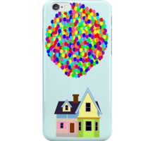 Up! House iPhone Case/Skin