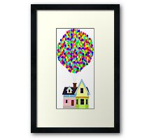 Up! House Framed Print