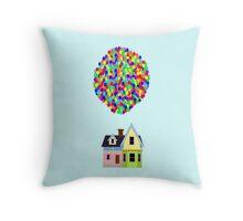 Up! House Throw Pillow