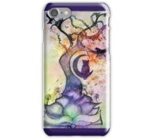 Abstract Willow Tree iPhone Case/Skin
